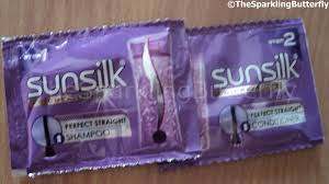 sunsilk silky straight shoo and conditioner review