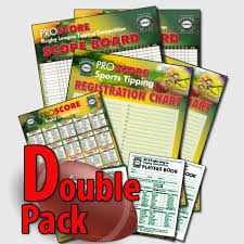 Footy Tipping Double Pack Proscore
