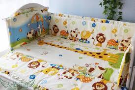 100 cotton 4 10 piece set baby bedding sets crib bedding set for new born