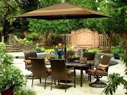 Patio Furniture Excellent Walmart Regarding Sets With Umbrella