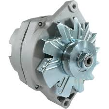 high output chevy 3 wire alternator 140 amp 65 85 3 Wire Alternator Connections Diagram db electrical high output chevy 3 wire alternator 140 amp