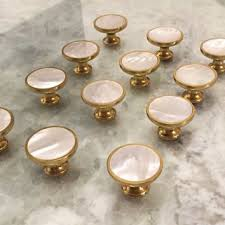 Shop Brass Dresser Knobs on Wanelo