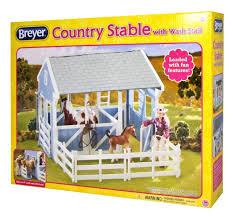 breyer horses wooden les truck horsebox building traditional