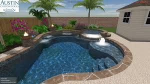 Pool Design Software Free 40 Form With Planter 40 D All Aqua Pools Mesmerizing Swimming Pool Design Software