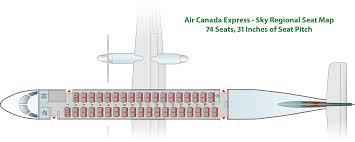 Bombardier Q400 Air Canada Express Flyradius