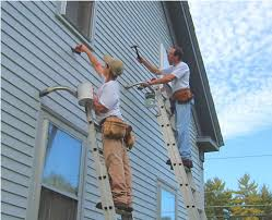 EXTERIOR LATEX PAINTING THE IDEAL TIME TO PAINT  Majic PaintingExterior Painting