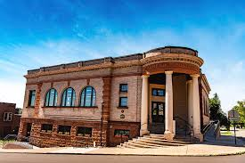 Image result for photos carnegie library ishpeming mi