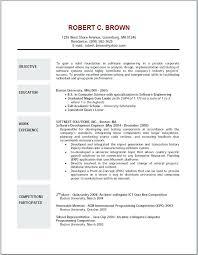 Great Objectives For Resume Sample Career Objective In Resume Topshoppingnetwork 41