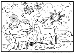 Small Picture astonishing winter coloring pages with winter coloring page