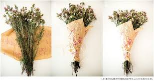 How To Wrap Flower Bouquet In Paper How To Wrap A Flower Bouquet 4 Different Ways Lovilee