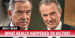The Great Victor Newman Really Dead On The Young and the ...