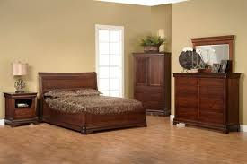 Solid Wood Contemporary Bedroom Furniture Lovely 7 Piece Wooden ...