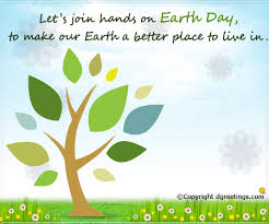 Earth Day Quotes Delectable Let's Join Hands On Earth Day Earth Day Cards