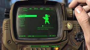 Fallout 4 Skills Chart Fallout 4 Character System Video And Perk Poster Released