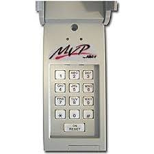 mvp garage door openerALLSTAR MVP Garage Door Openers 110927 Keyless Entry 318MHz