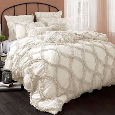 bedroom cream colored comforter sets awesome kbdphoto 0 comforters black white bed 4 within from