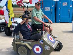 """Monica Madden on Twitter: """"I spoke with Maj. General Arnold Fields and he  said events like the Airshow today are important so veterans and active  armed forces know how much support they"""