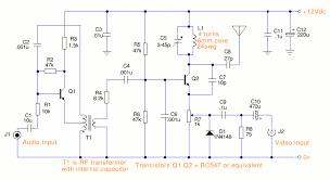 tv receiver block diagram the wiring diagram simple tv transmitter circuit block diagram