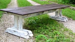 diy outdoor farmhouse table. DIY Kids Farm Table Diy Outdoor Farmhouse U