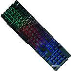 Клавіатура GameMax K207-R USB Black