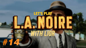 L.A. Noire - EVELYN SUMMERS - Part 14 - YouTube