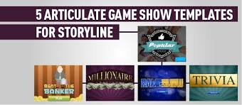 Gameshow Templates 5 Articulate Game Show Templates For Storyline