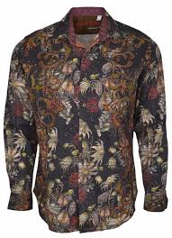 Robert Graham Shirt Size Chart New Robert Graham Classic Fit Tribes Of Galway Limited
