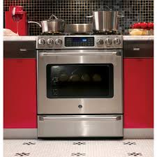 Why Dual Fuel Range C2s985setss Ge Cafe 54 Cu Ft Slide In Convection Dual Fuel