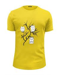 <b>Футболка</b> Wearcraft Premium Slim Fit Owl's <b>party</b> #85391