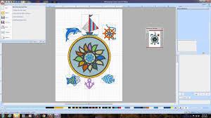 Youtube Pe Design 10 Brother Pe Design Next Marine Design Creation Tutorial