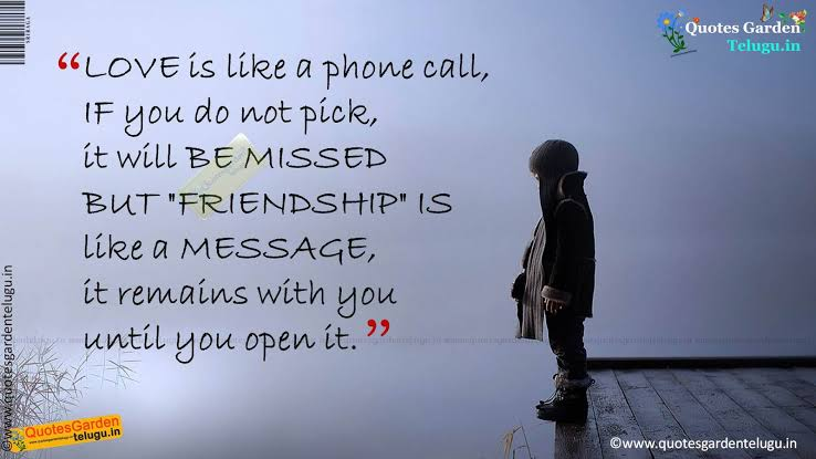 heart touching friendship quotes in english