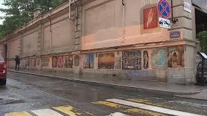 <b>Граффити</b> в Петербурге. Вандализм или искусство | Телеканал ...