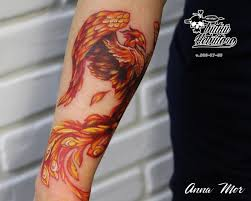 тату птицы на руке тату птиц татуировка на руке