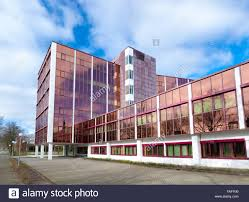 glass exterior modern office. Exterior Of A Modern Office Building With Brown Glass L
