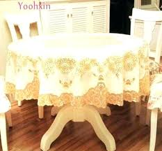 round tablecloths plastic tablecloth gallery of round tablecloths tablecloths canada