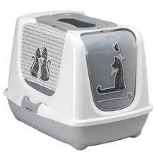 """«<b>Туалет</b> для кошек <b>Moderna</b> """"<b>Trendy Cat</b>. Влюбленные кошки ..."""
