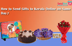 how to send gifts to kerala on same day