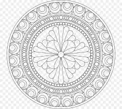 Mandala Da Colorare Giochi Da Colorare Bambino Meditazione