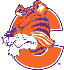 Retro Clemson Tigers | College Logos & Art | Pinterest | Clemson ...
