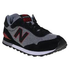 new balance shoes red and black. new balance 515 men\u0027s running shoes - black-red red and black w