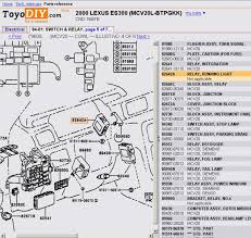 2002 lexus es 300 fuse box 2002 wiring diagrams