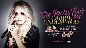 Carrie Underwood American Airlines Center