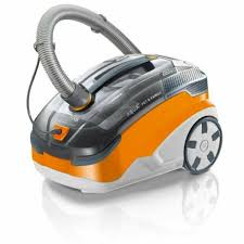 <b>Thomas</b> Pet <b>&</b> Family Vacuum Cleaner Wet/Dry Gray/Orange 220 ...