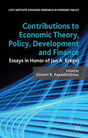 finance essays contributions to economic theory policy development and