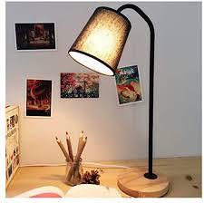 Qtdh Minimalistische Designs Schlafzimmer Tischlampe Nordic Nordic