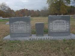 Peggy Pierce Jones Oldham (1881-1970) - Find A Grave Memorial