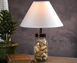 glass jar lamp mason jar table lamp glass jar lamp kit glass jar lamp