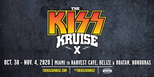 The <b>KISS</b> Kruise - October 29 - November 3, 2021