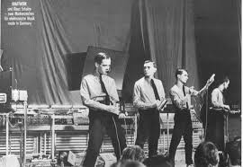 In fact, nobody else is even in the ballpark compared to these guys, as delia derbyshire(from england) she electronically realized the original version of the theme to doctor who(composed by ron grainer) saldy very little of her music has. Classic Kraftwerk Live Kraftwerk Electronic Music Music Bands