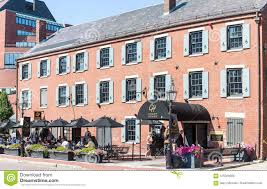 The Chart House In Boston Editorial Photo Image Of